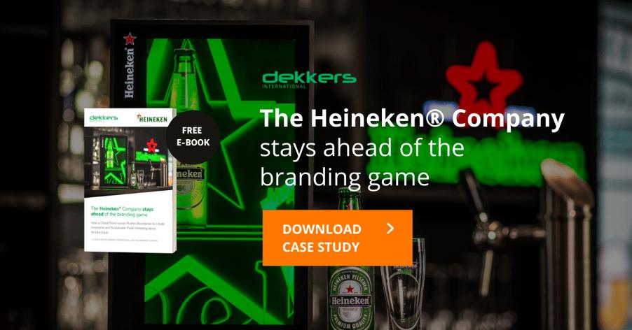 Off trade marketing solutions Heineken