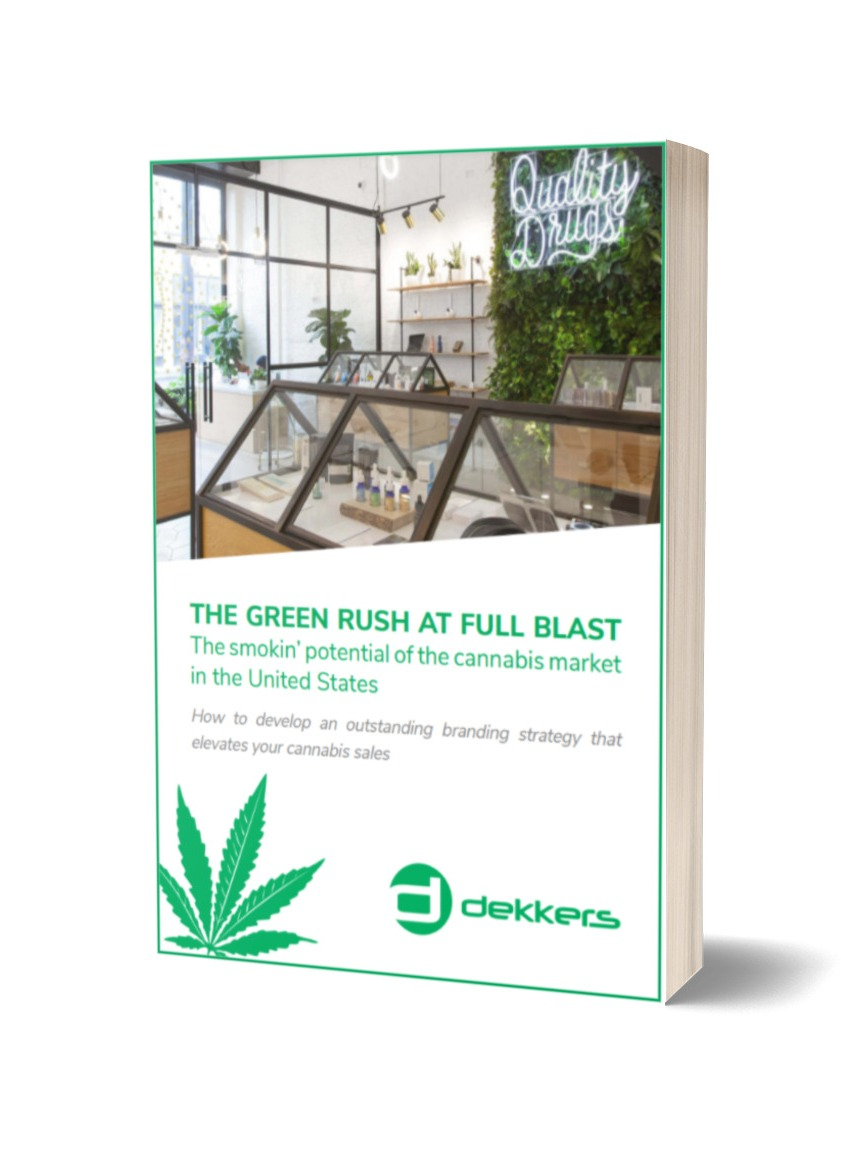mockup cannabis paper